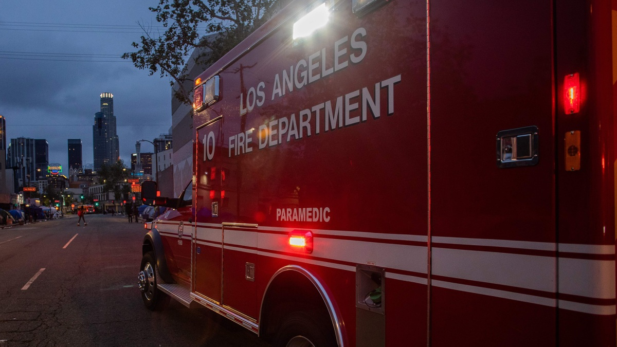 Second Los Angeles Fire Department Captain Dies From COVID ...
