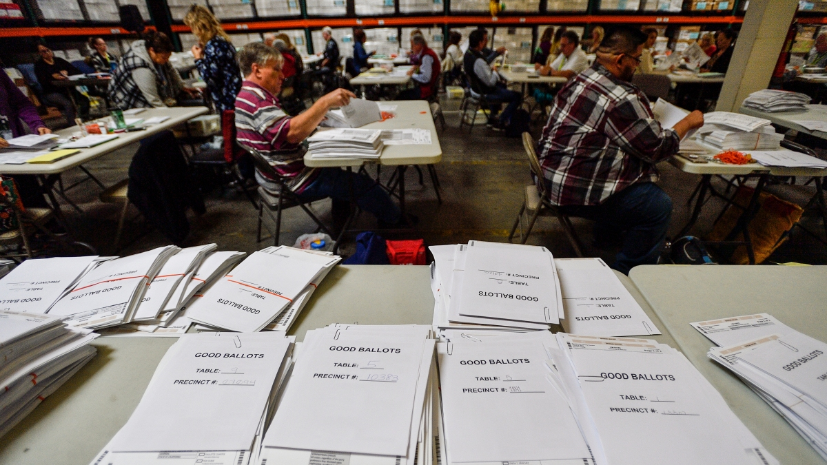 FAQ: What to Know About Vote-by-Mail Ballots in California 1