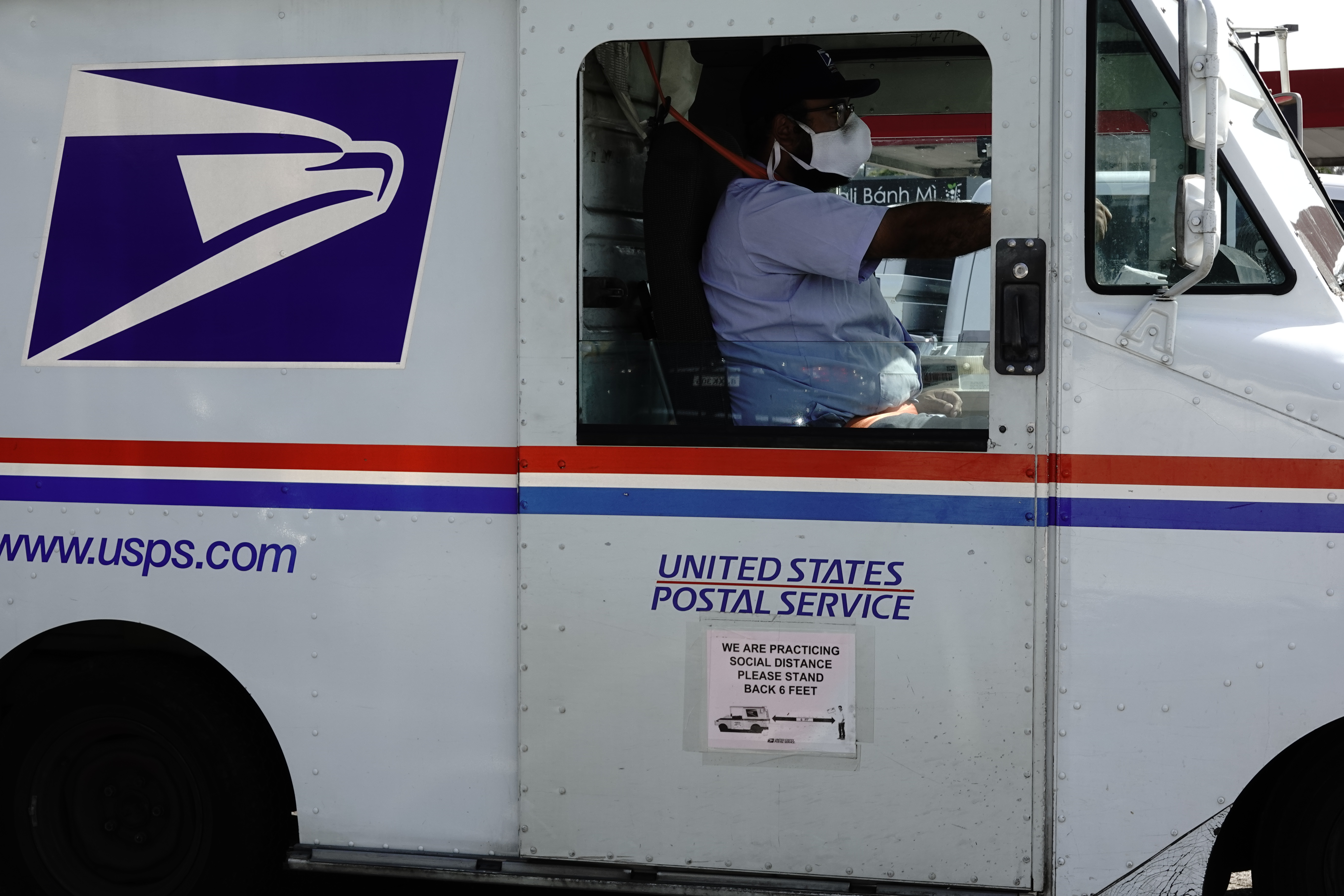 Postal Service Agrees to Reverse Service Changes 1