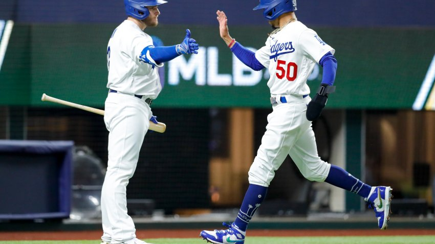 National League Division Series Game 1: Los Angeles Dodgers v. San Diego Padres