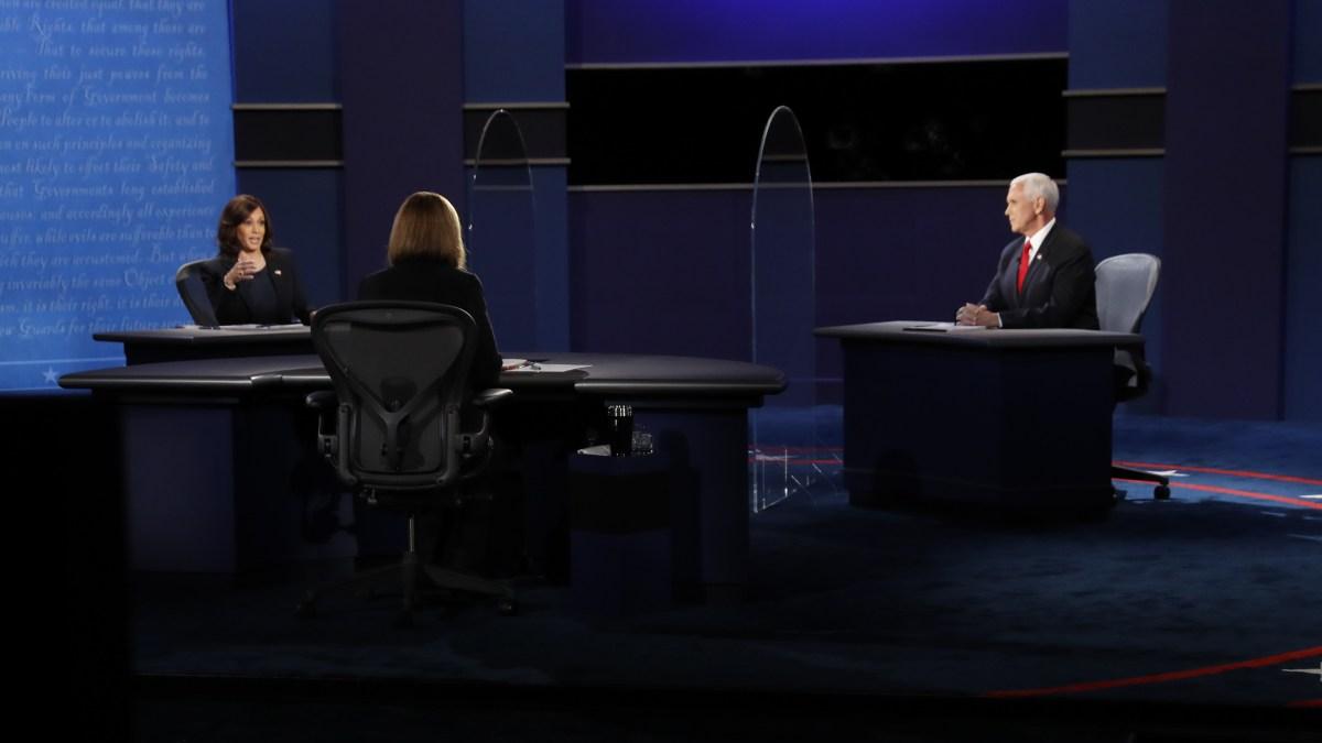 Fact Check: Pence Echoes Trump Misfires in VP Debate 1