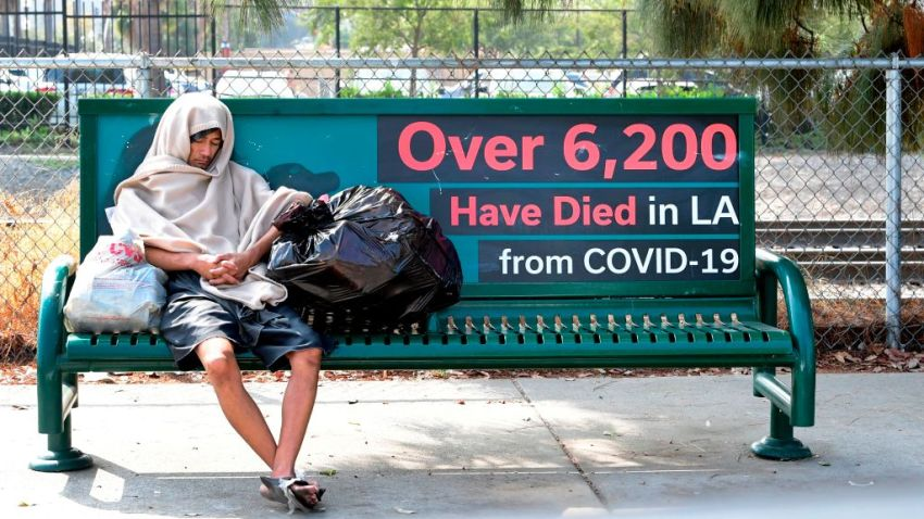 La County Snaps 4 Day Streak Of 1 200 Plus New Covid 19 Cases Nbc Los Angeles