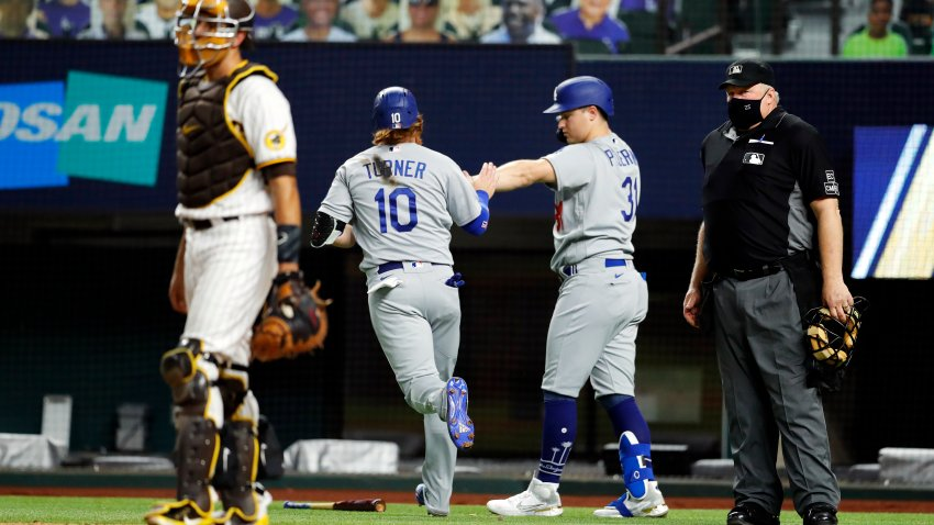 National League Division Series Game 3: Los Angeles Dodgers v. San Diego Padres