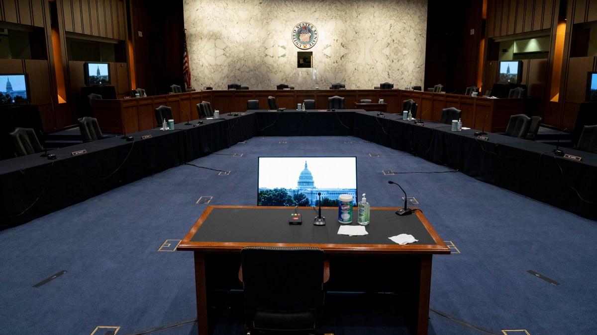 Senate Hearings for Supreme Court Nominee Amy Coney Barrett Set to Begin Monday 1