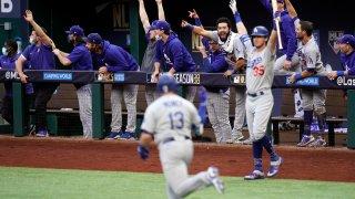 National League Championship Series Game 3: Atlanta Braves v. Los Angeles Dodgers