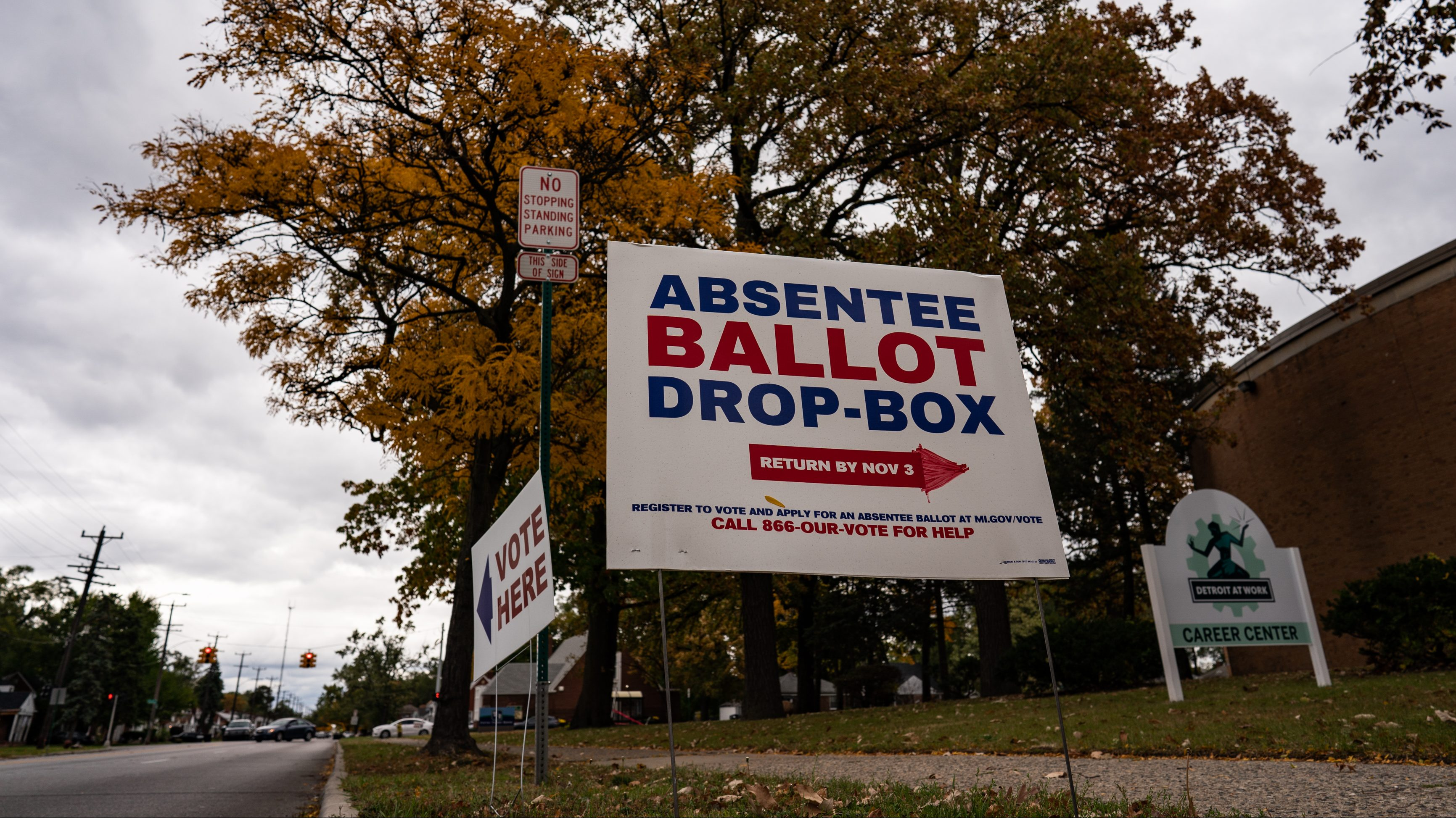 With Days Left, Black Voters Face Orchestrated Efforts to Discourage Voting 1