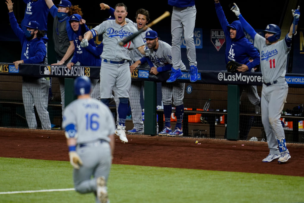 One Swing From Will Smith Keeps Dodgers Alive, LA Beats Braves 7-3 to Force Game 6