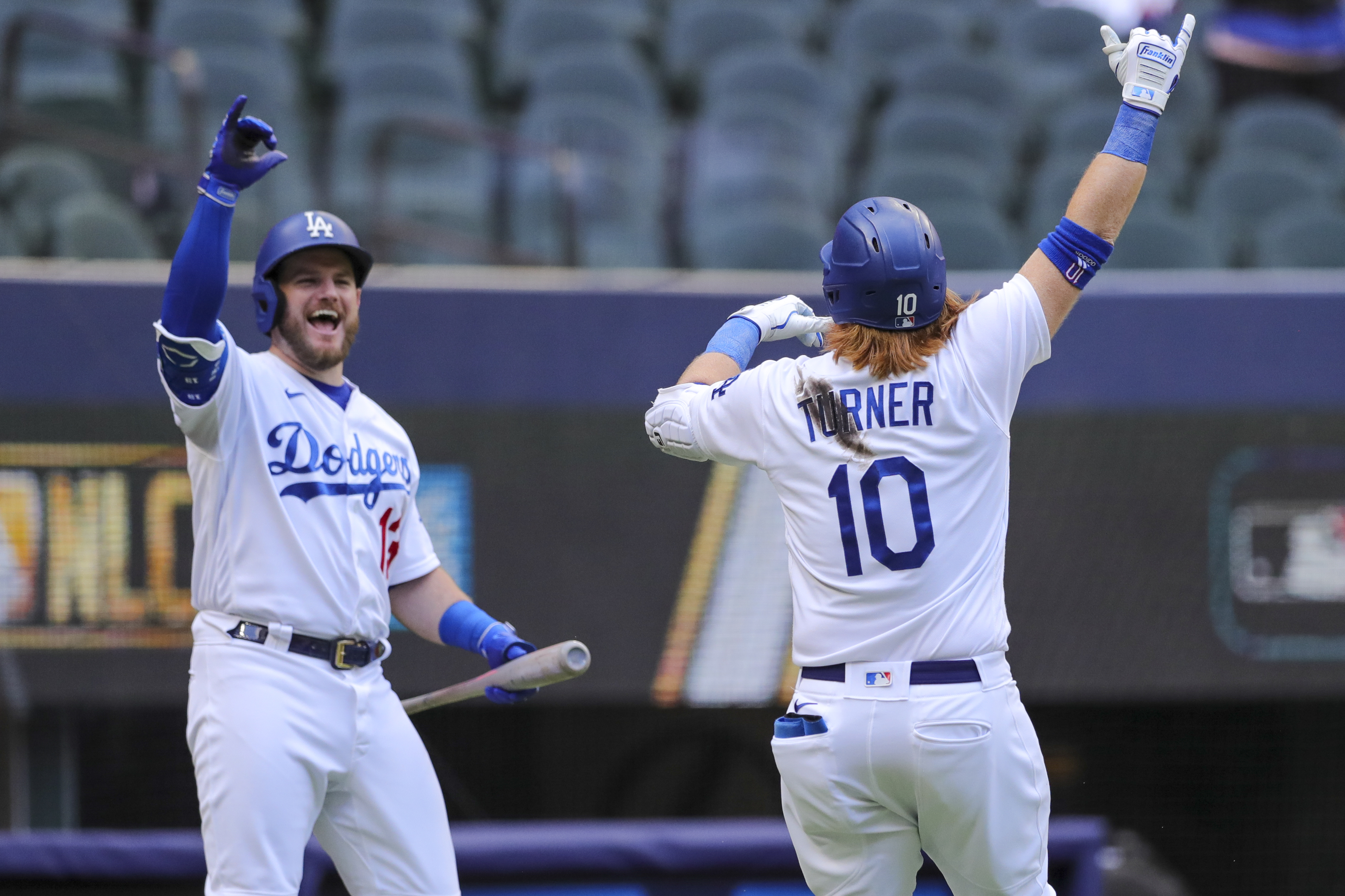 The Two Best Words in Sports: Game 7. Dodgers Beat Braves 3-1 to Stay Alive and Even NLCS at 3-3