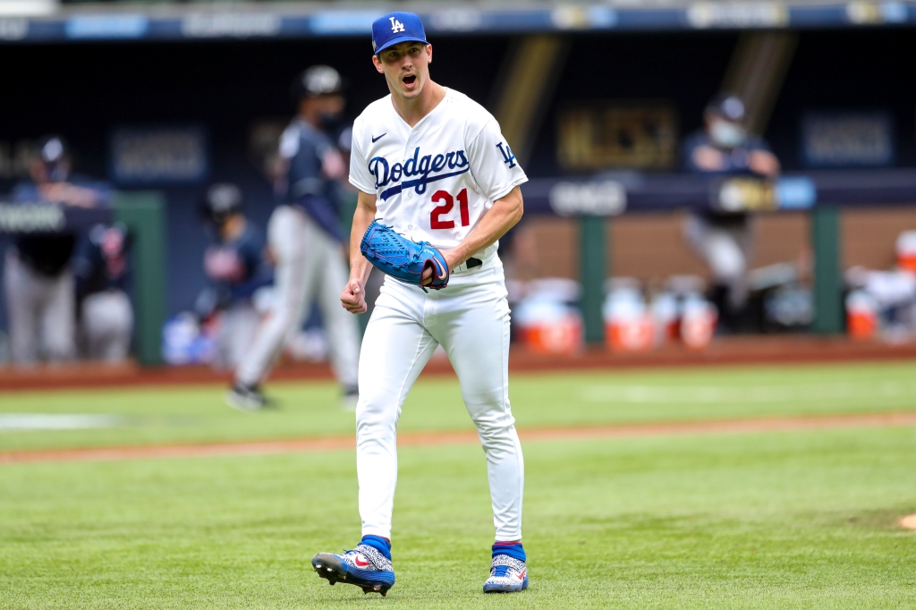 National League Championship Series Game 6: Atlanta Braves v. Los Angeles Dodgers