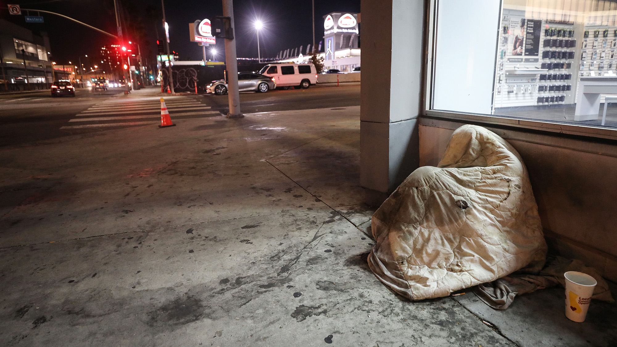 Nearly 270,000 K-12 Students in California Were Homeless Last Year, UCLA Study Says