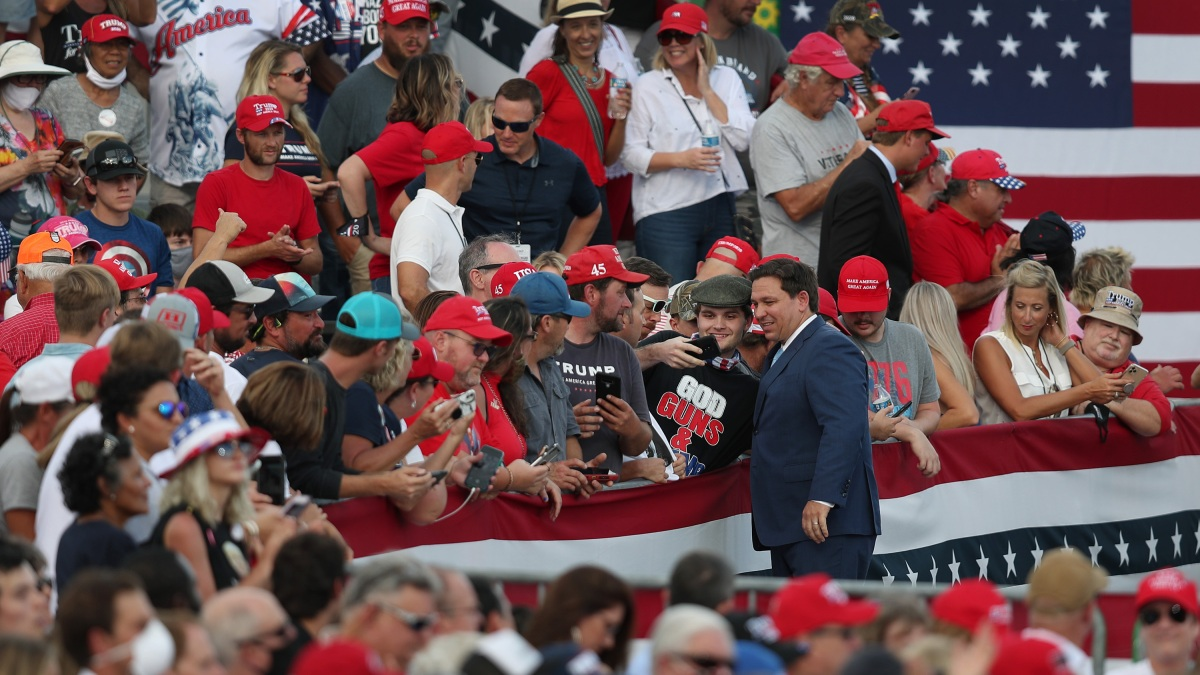 Florida GOP Fights to Animate Trump's Base Without President 1