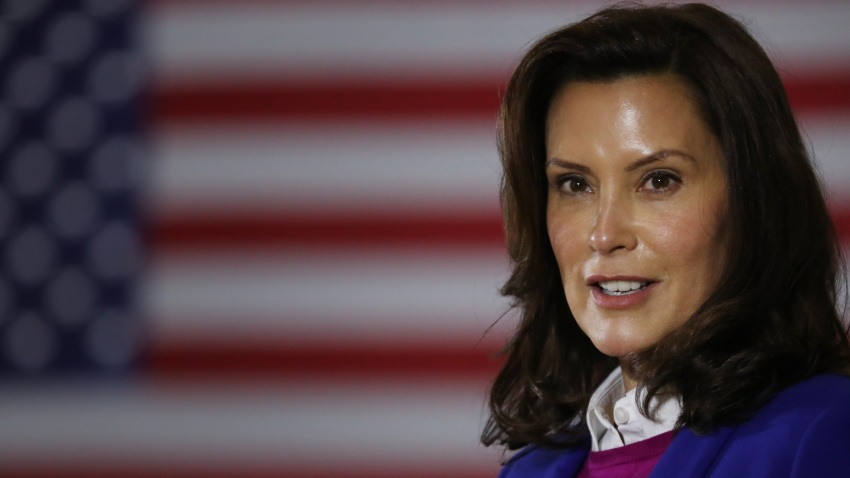 Gov. Gretchen Whitmer