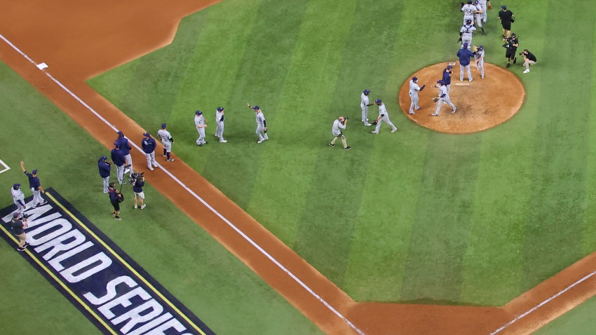 World Series - Tampa Bay Rays v Los Angeles Dodgers  - Game Two