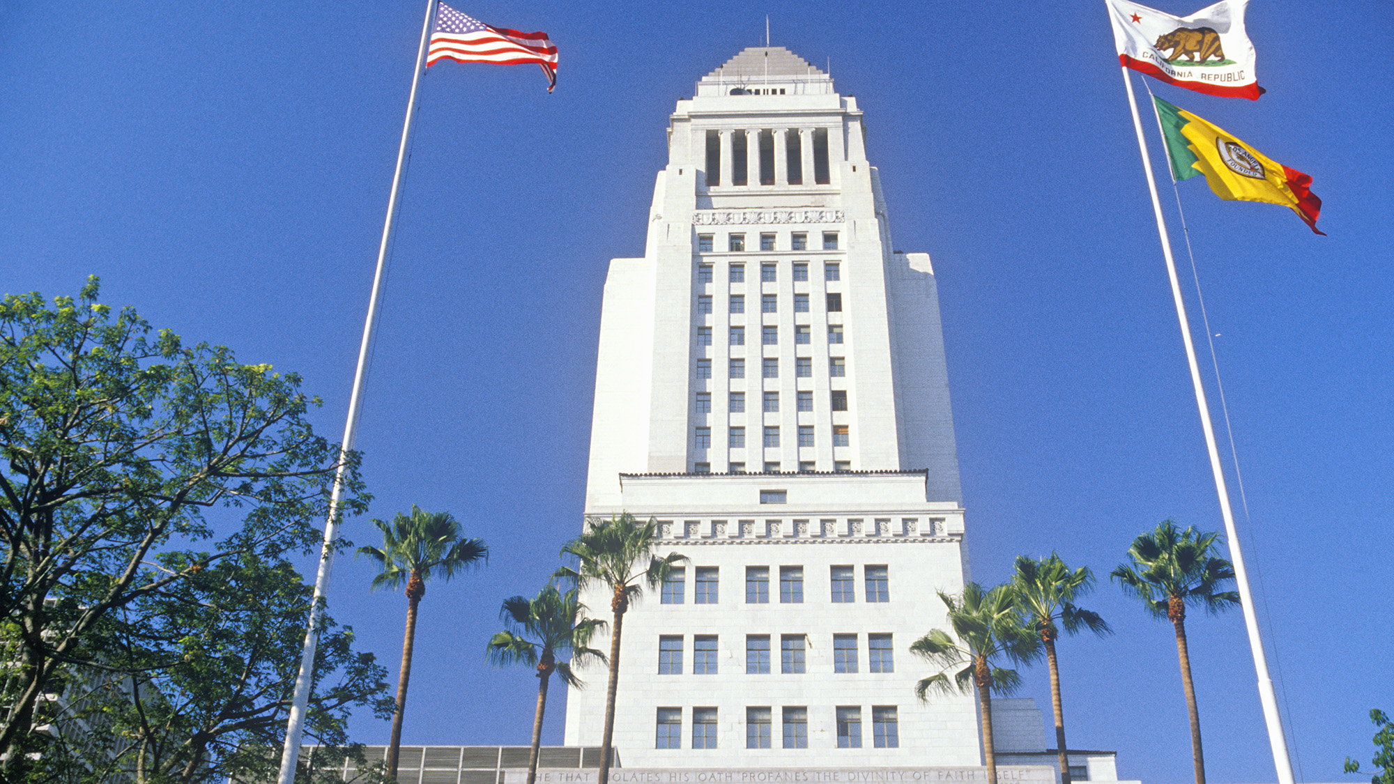 Former Deputy Chief of Staff to Mayor Garcetti Accused of Sexual Harassment