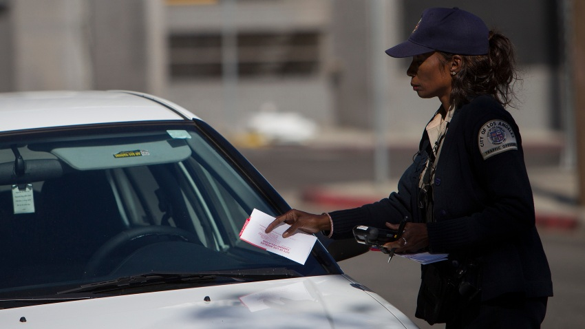 Los Angeles To Resume Normal Parking Enforcement Oct 15 Nbc Los Angeles