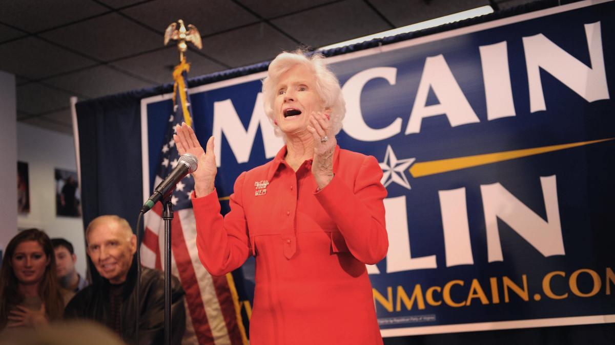 Roberta McCain, John McCain's Mother, Dies at 108 1