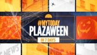 Join the TODAY Show Plazaween Celebration