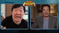'Tonight': Freaky Face Off With Ken Jeong