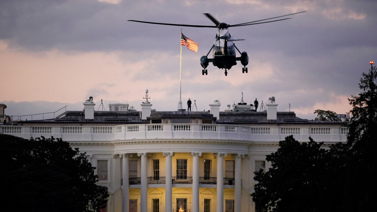 White House Staff, Secret Service Eye Virus With Fear, Anger 1