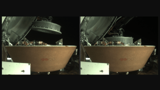 An image of a NASA spacecraft.