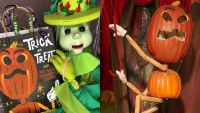 Marionettes Materialize at a 'HaLLoWe'eN SpoOkTaCuLaR'