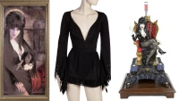 Possess an Item Owned by Elvira, Mistress of the Dark