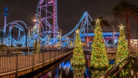 Find Holiday Bites, Sights at Knott's Taste of Merry Farm