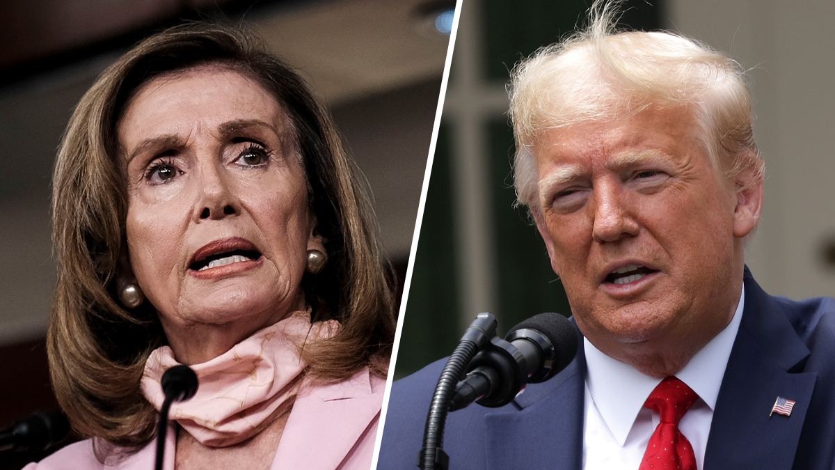 In 25th Amendment Bid, Pelosi Mulls Trump's Fitness to Serve 1