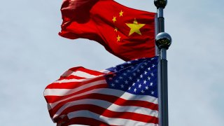 US and China Trade Representatives Hold First Phone Call Under Biden 1