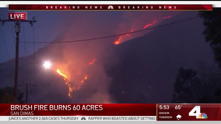 Wildfires Nbc Los Angeles