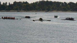 Rowing at SDSU