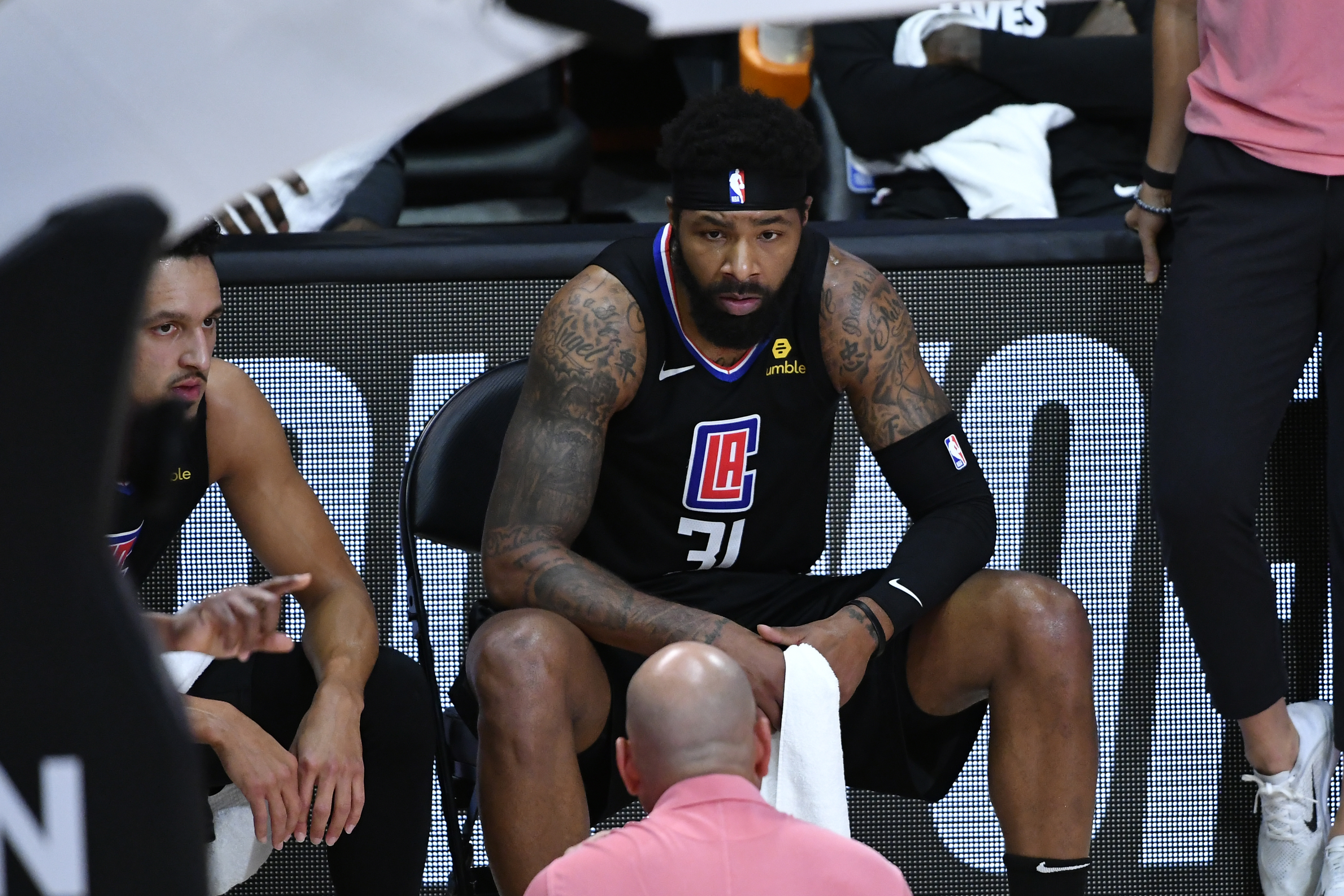 Clippers Bring Back Marcus Morris, Patrick Patterson