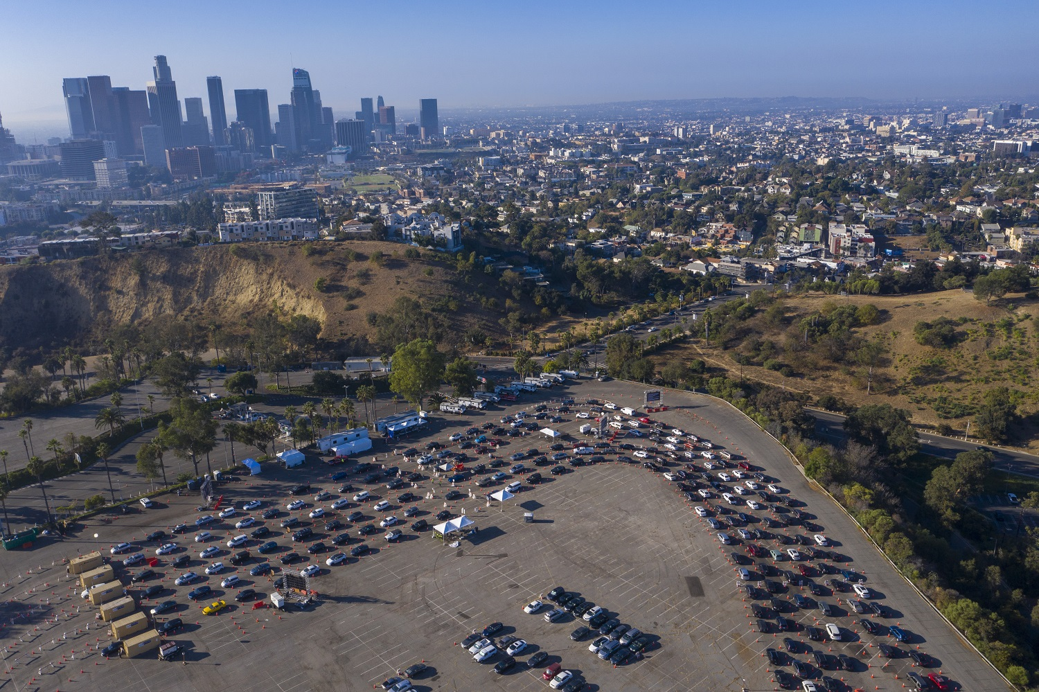 Committee for Greater L.A. Report Argues Against Post-Pandemic 'Normal'