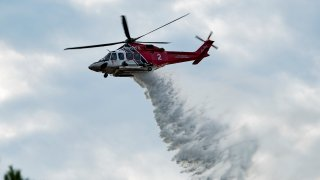 La Tuna Canyon Fire Largest In Los Angeles City History