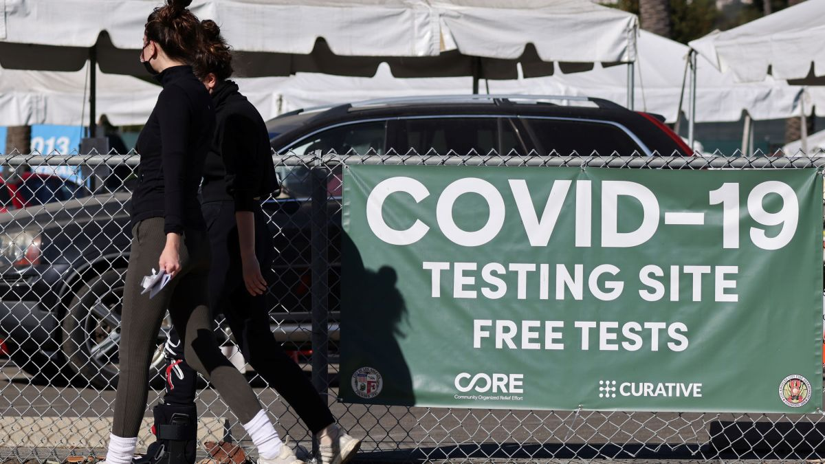 Another Somber Day For La County As Covid 19 Cases Reach New Record Nbc Los Angeles