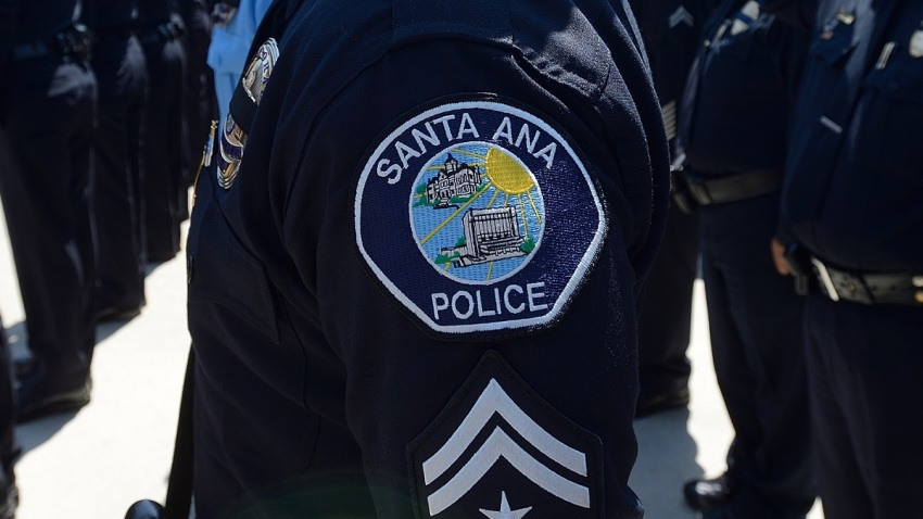 文件图片。圣安娜警方(photo:NBCLA)