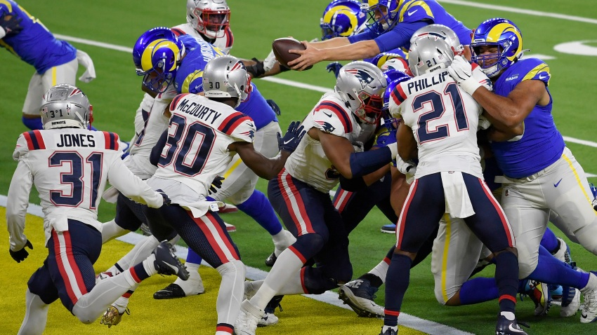 Cam Akers Runs Wild As Rams Get Revenge In Rout Of Patriots 24 3 Nbc Los Angeles