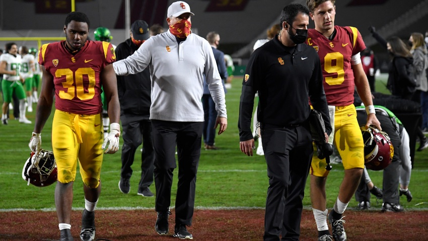 Pac 12 Championship USC Mistakes