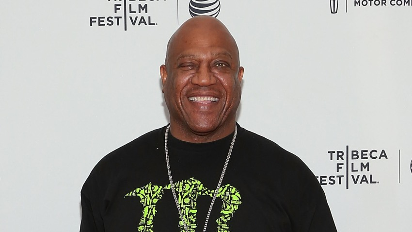 "Actor Thomas ""Tiny"" Lister Jr. attends the premiere of ""Sister"" during the 2014 Tribeca Film Festival"