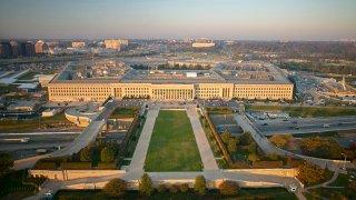 The Pentagon in Arlington, Va.