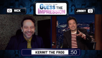 'Tonight': Guess the Impression With Nick Kroll