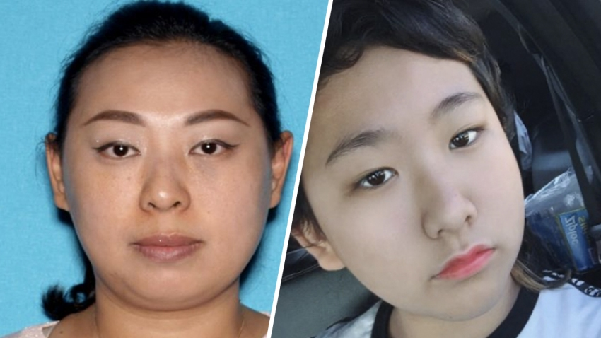 Amber Aiaz AKA Mei Yi Wu(left) and Melissa Fu (right).