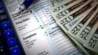 Generic income tax forms
