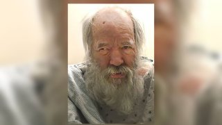 Cedars-Sinai Medical Center is asking for help to identify a patient who arrived at the Los Angeles hospital in mid-June.