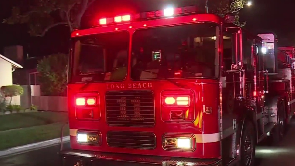1 Person Killed in Long Beach House Fire