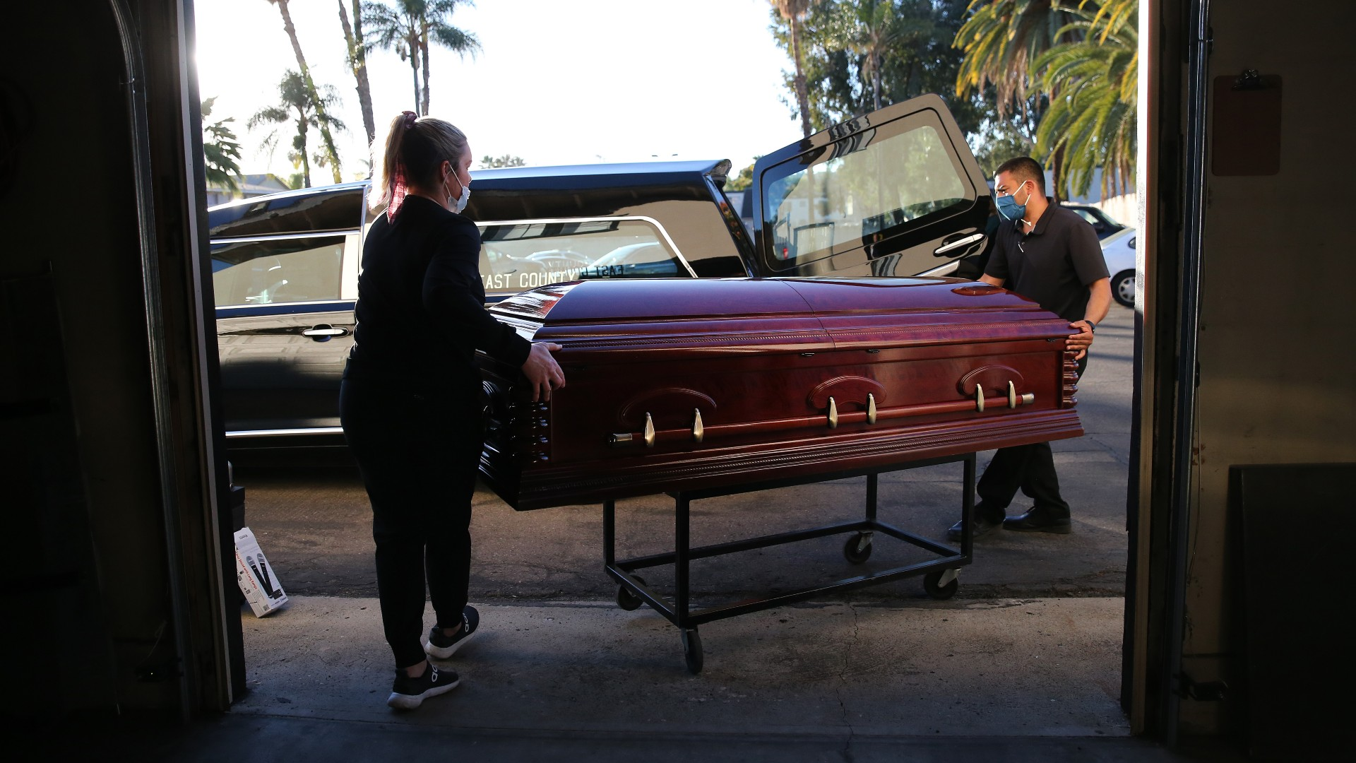Catholic Cemeteries, Mortuaries to Offer Contactless Options Amid Pandemic