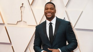 HOLLYWOOD, CALIFORNIA - FEBRUARY 09: Michael Strahan attends the 92nd Annual Academy Awards at Hollywood and Highland on February 09, 2020 in Hollywood, California.