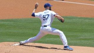 MLB: JUL 25 Giants at Dodgers