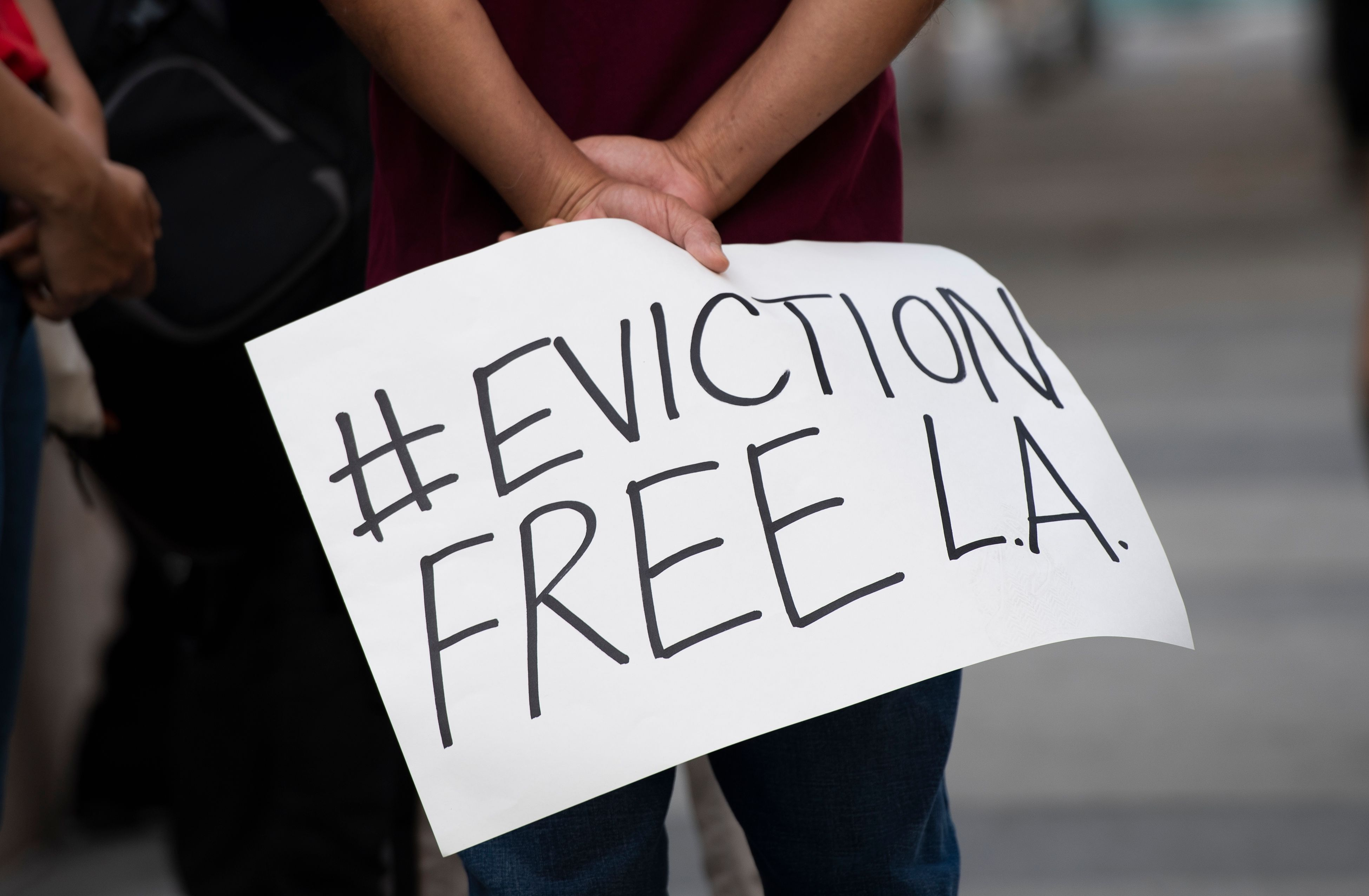 California's Eviction Rates Expected to Double in the Coming Months