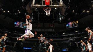 LA Lakers v Memphis Grizzlies